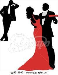ballroom silouette 2